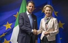 Migranti e crescita, Conte: «Penalità dell'Ue ai Paesi che non accolgono»