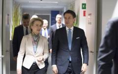 Conte a Bruxelles: migranti e crescita il tema degli incontri. Domani 12 settembre la lista dei sottosegretari