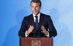 Clima: Macron bacchetta Greta, sostiene posizioni molto radicali