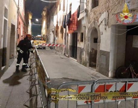 Ponsacco (Pi): crolla il tetto, evacuate cinque abitazioni - Firenze Post