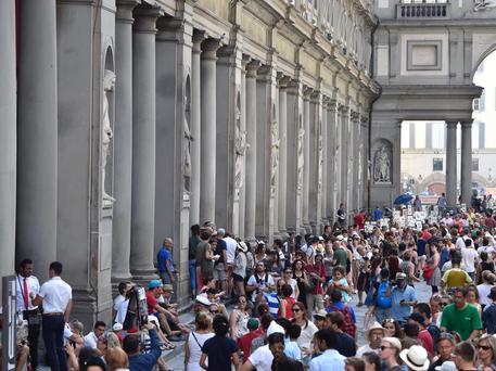 Città d'arte, allarme di Confesercenti, meno 34 milioni di presenze