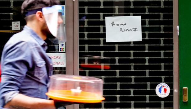 Fase 3: riaperto l'82% delle Pmi, ma 30% teme chiusura definitiva. 27% di bar e ristoranti non riapre