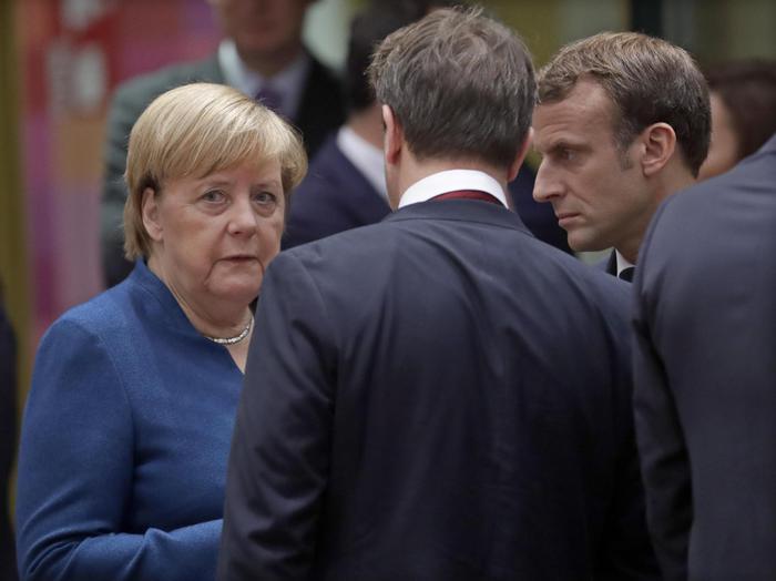 Coronavirus, lettera di Merkel e Macron: