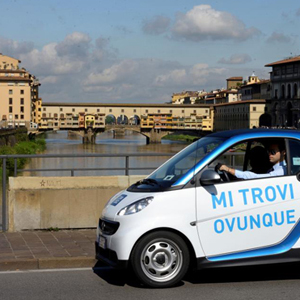 car sharing firenze