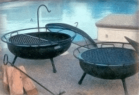 California Fire Pit | Outdoor Goods