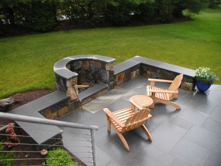 design outdoor fire pits