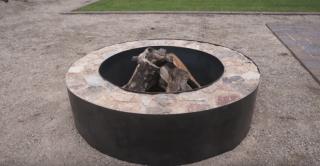 Fire pits landscape design