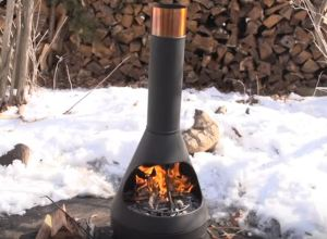 garden treasures chiminea parts