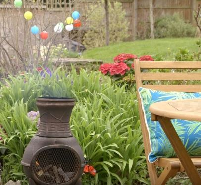 garden chimney burners