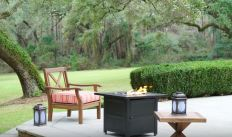 cool backyard fire pit ideas