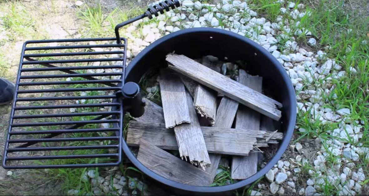 fire pit ideas for camping