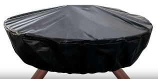 fire pit covers 50 inch