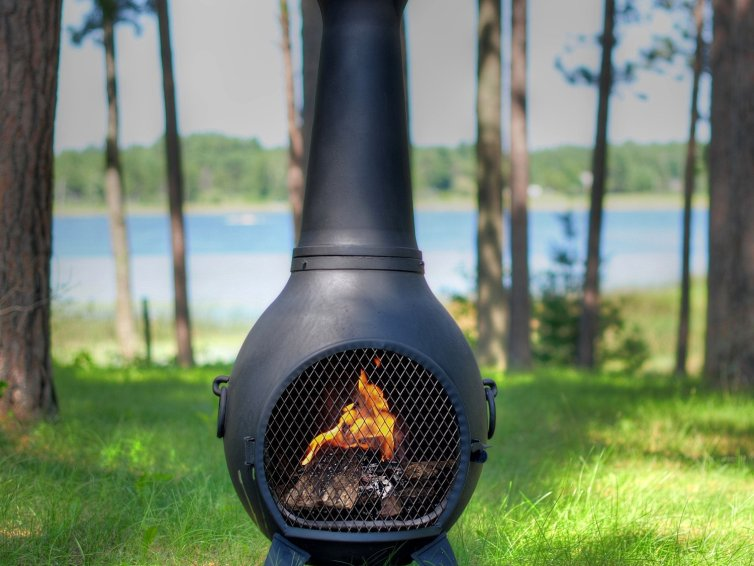 Cast iron chiminea: why it is useful