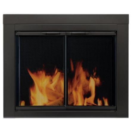 fireplace glass doors atlanta ga_1