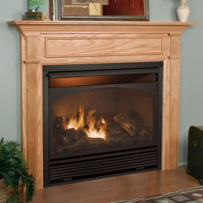 natural gas fireplace insert with blower_16