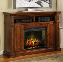 natural gas fireplace tv stand_24