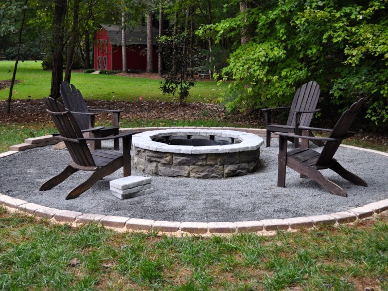 Fire pit designs: tips of advice
