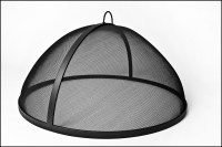 Lift Off Round Dome Model Screen 46-60 | FirePitScreens.net