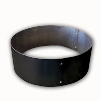 Metal Fire Pit Ring (Fire Pit Liner  Insert ...