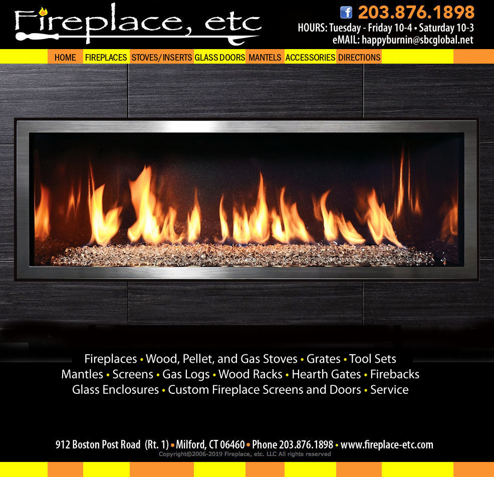 welcome to fireplace etc