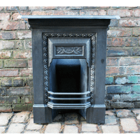 Late Victorian Small Bedrom Fireplace Bedroom Fireplace