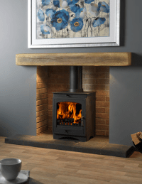 Helios 8 Cleanburn - Fireplace by Design