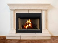 Tuscan Cast Stone Fireplace Mantels - New York Cast Stone ...