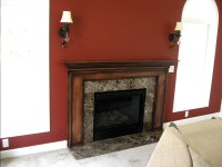 Vented Gas Fireplaces - Fireplace Creations