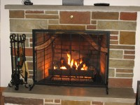 Gas Logs In Fireplace. Gas Logs And Fireplaces - American ...