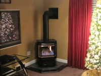 "Vented Propane Fireplaces. Flint Hill 18"" 24"" 30"" Vent ..."