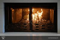 Modern Fireplace Doors - Photos Wall and Door ...