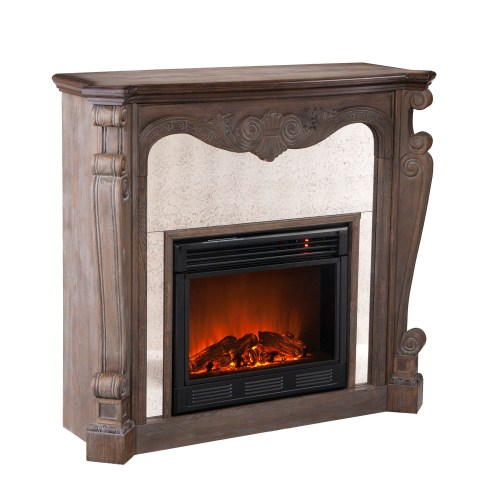 small resolution of  holly martin oakhurst electric fireplace burnt oak 4