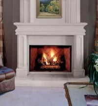 Fireplaceinsert.com, FMI Products B Vent Gas Fireplace Mission