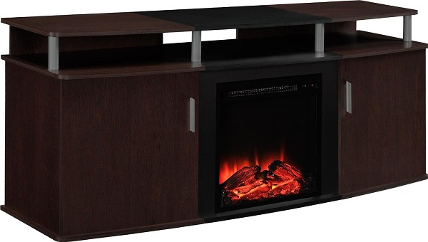 Altra Furniture Carson Fireplace TV Console Review 2