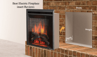 Best Electric Fireplace insert (July. 2018): Top 10 ...