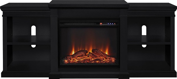Altra Furniture Manchester Tv Stand With Fireplace Review On Users