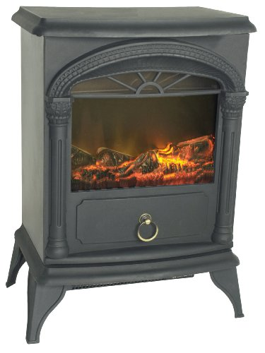 Best Electric fireplace stove reviews -Fire Sense Vernon Electric Fireplace Stove