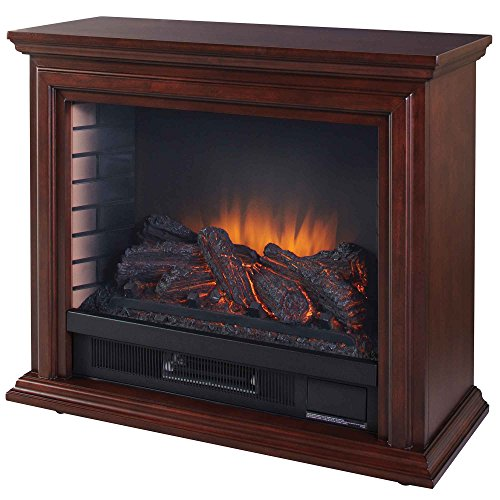 Pleasant Hearth GLF-5002-68 Sheridan Mobile Fireplace Review