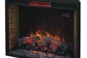 ClassicFlame 33II310GRA Infrared Quartz Fireplace Insert Review