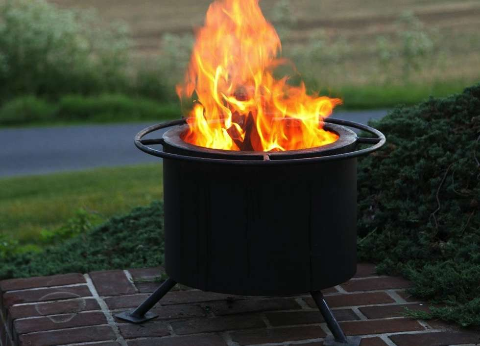 12 Best Fire Pit Nov 2018 Fire Pit Reviews And Guide