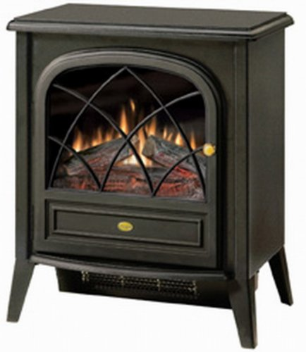 Duraflame DFI-5010-01 Fireplace Stove VS. Dimplex CS33116A Compact Electric Stove