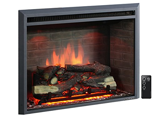 Best electric fireplace insert - Key Features of the PuraFlame 30