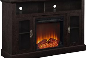 Altra Ameriwood Chicago Fireplace TV Console Review