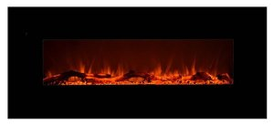 Touchstone 80001 Onyx Wall Hanging Electric Fireplace Review