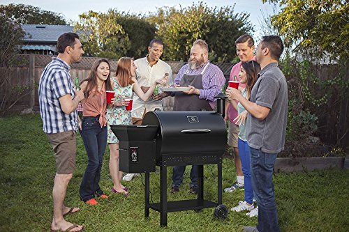What are users saying about Z-grills (ZPG-7002) Wood Pellet BBQ Grill and Smoker?