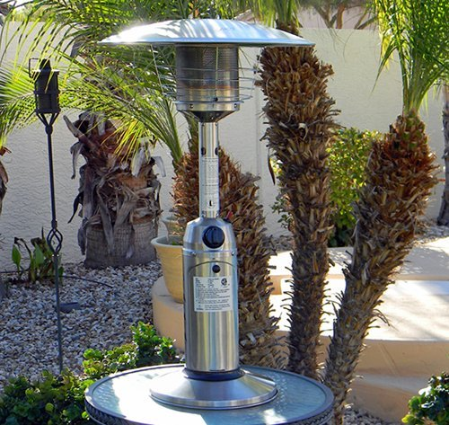 What users saying about the HLDS032-B Patio Heater