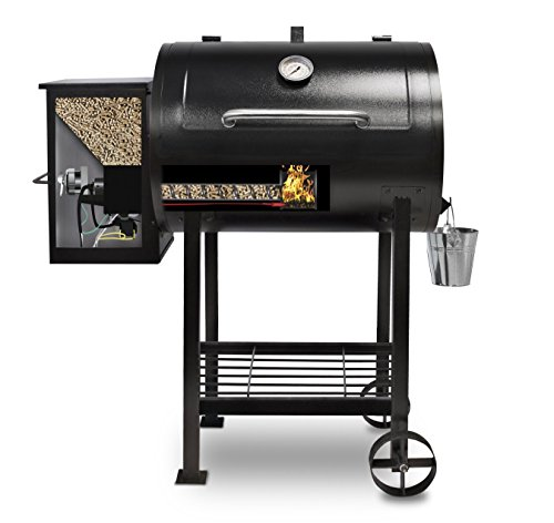 Pit Boss Pellet Grill Reviews: Pit Boss 71700FB Pellet Grill with Flame Broiler