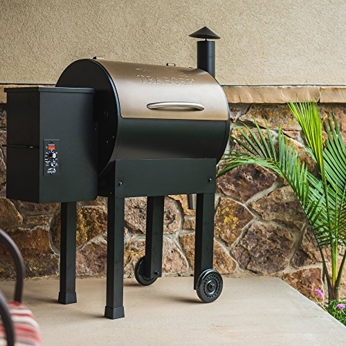 How Durable and affordable Traeger Grills Lil Tex Elite Wood Pellet Grill and Smoker
