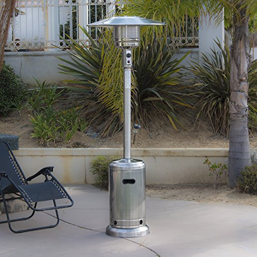 Powerful Patio Heater That Can Pump Out 48,000 BTUs Ideal For Heating A  15 Ft Diameter Space ...