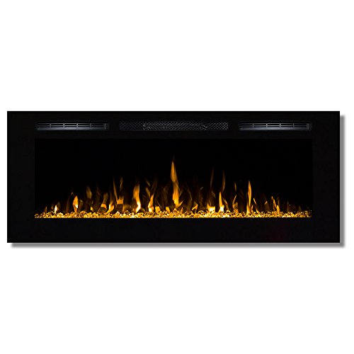 Regal Flame Fusion Review - Key Features of the Regal Flame Fusion Ventless Recessed Wall Mounted Electric Fireplace
